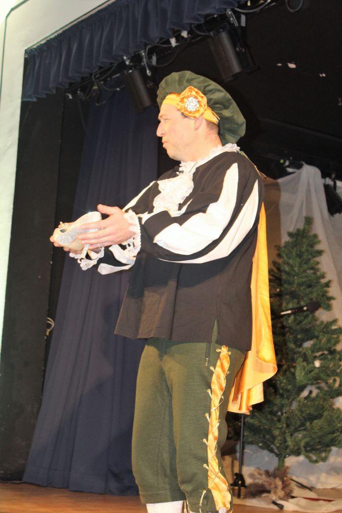 IMG_9634 Prinz mit Schuh